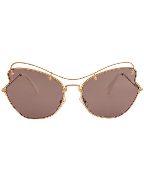 Miu Miu Women's MU 56RS 65mm Sunglasses~11111759500000