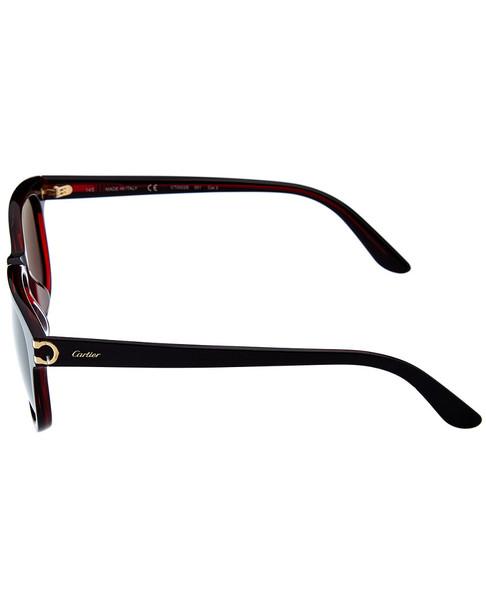 Cartier Men's CT0002S 54mm Sunglasses~11111815570000