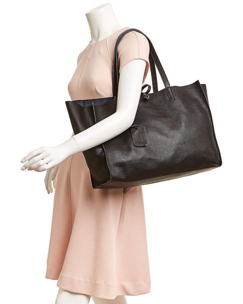 Jijou Capri Colette Leather Tote~11601871100003