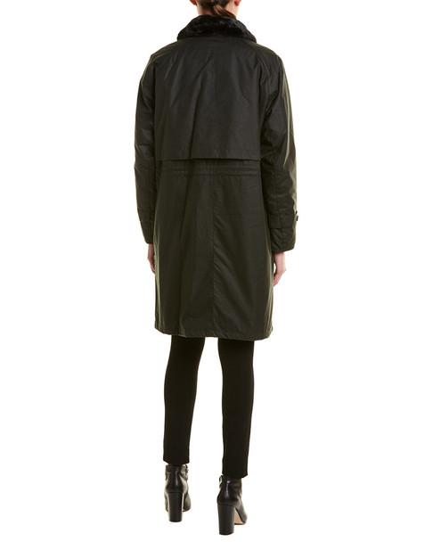 Barbour Floree Wax Coat~1411129336
