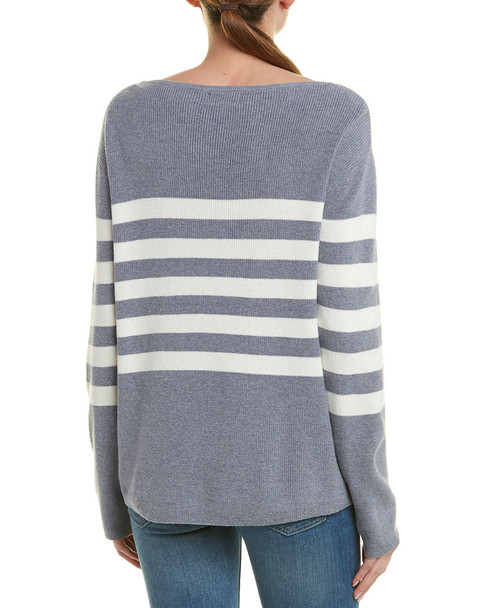 Monrow Stripe Sweater~1411214956