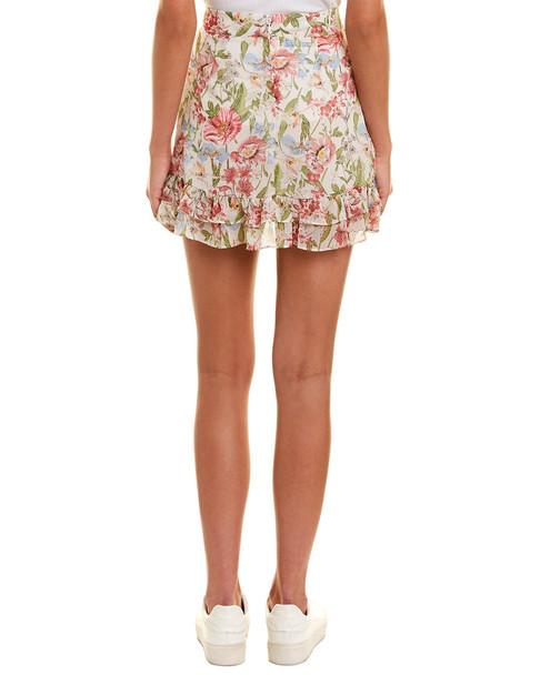 Loveriche by Very J Mini Ruffle Skirt~1411249888
