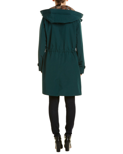 Pendleton Spokane Plaid-Lined Coat~1411618237