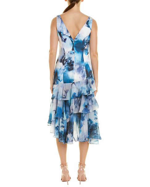 Theia Midi Dress~1452218953