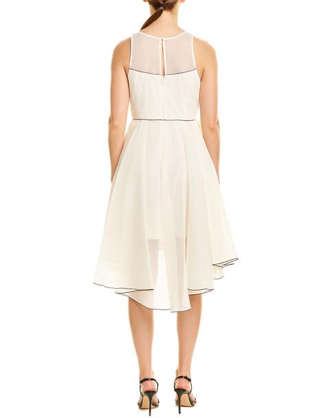 Halston Heritage A-Line Dress~1452224106