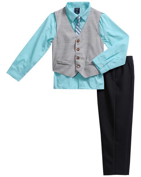 U.S. Polo Assn. 3pc Dress Wear Pant Set~1511189682
