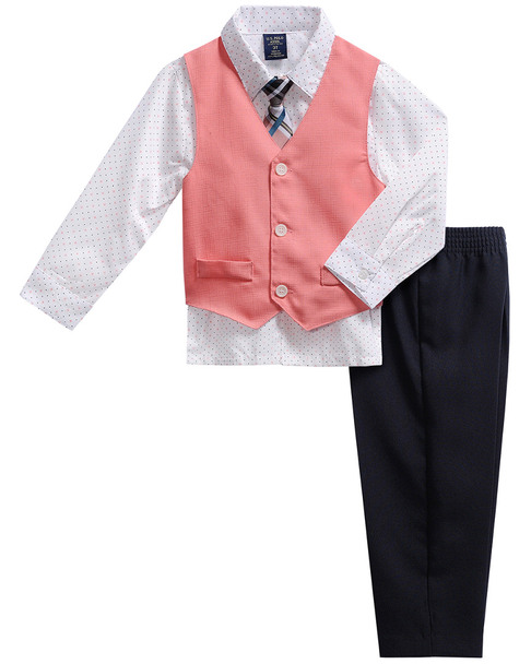 U.S. Polo Assn. 3pc Dress Wear Pant Set~1511189683