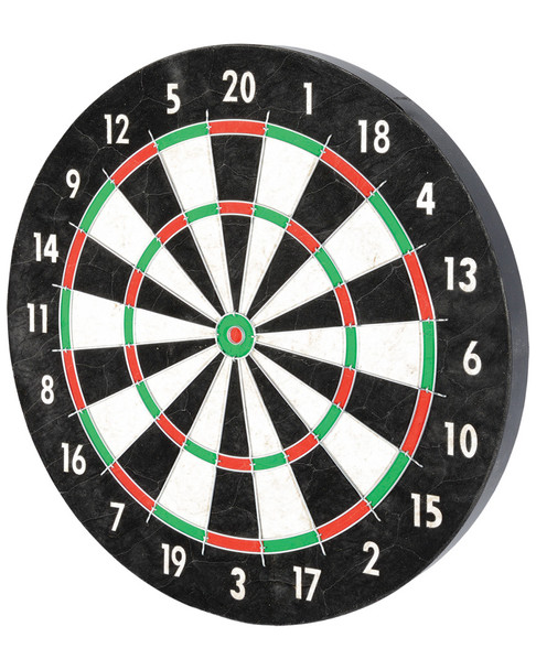 Franklin Sports Pro Wire Bristle Dartboard~50402001490000