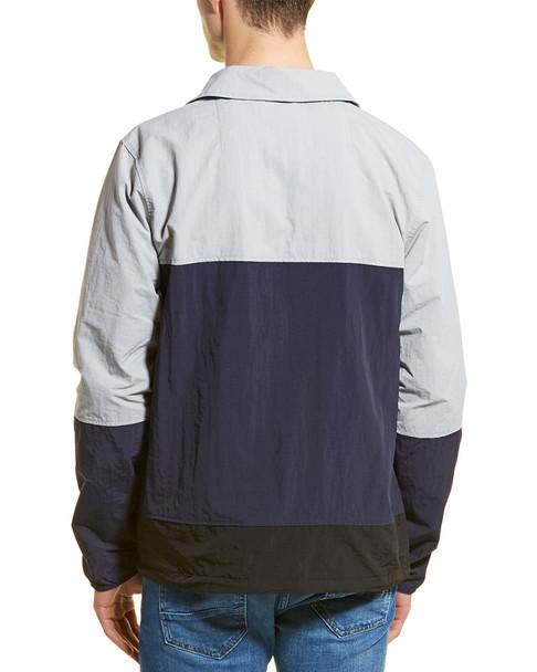 Vestige Colorblocked Coach Jacket~1010221333