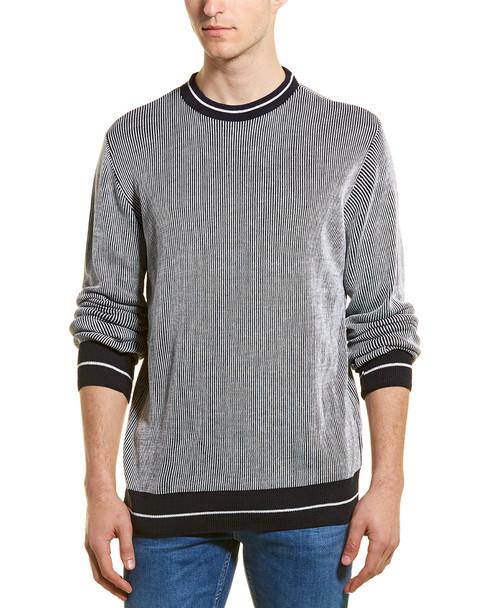 Vestige Striped Pullover~1010221336