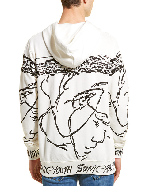 Eleven Paris Graphic Fleece Pullover~1010236921