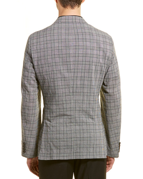 Hickey Freeman Wool Sport Coat~1011229222
