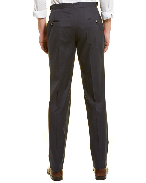Hickey Freeman Solid Trouser~1011229228