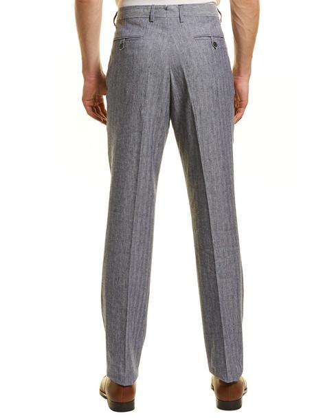 Billy Reid Covinton Linen-Blend Pant~1011251558