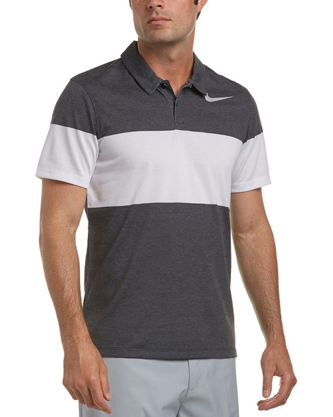 Nike Golf Modern Fit Color Block Polo~1222443900