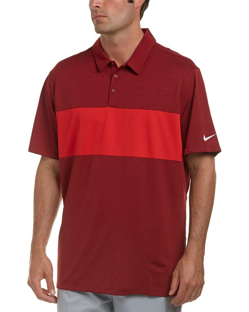 Nike Golf Breathe Color Block Polo~1222443922