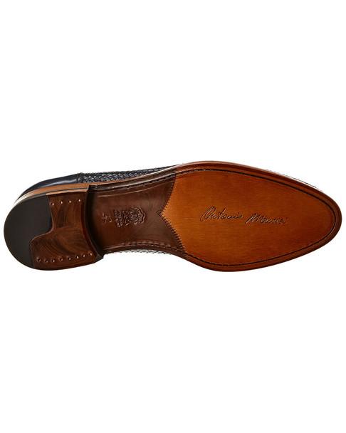 Antonio Maurizi Plain Toe Leather Oxford~1312052977