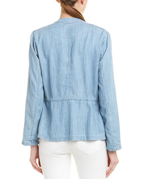 NIC+ZOE Linen-Blend Jacket~1411225093