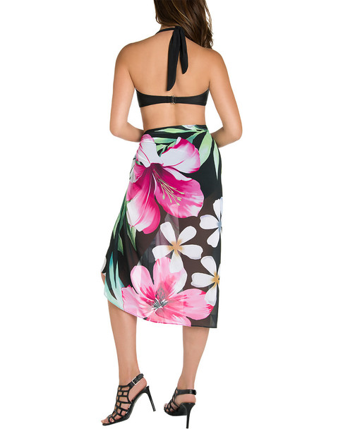 Miraclesuit Floral Majority Scarf Pareo~14112440520000