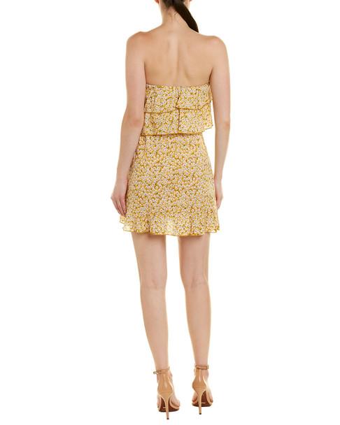 Harper Ruffled Mini Dress~1411299180