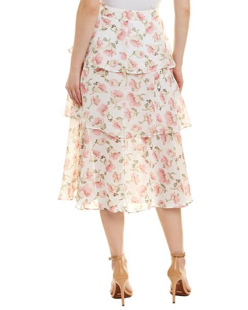 Harper Floral Skirt~1411345209