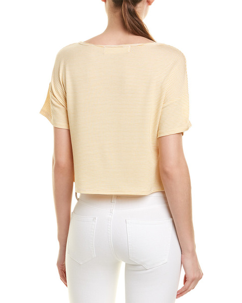 Vintage Havana Boxy Crop T-Shirt~1411931794