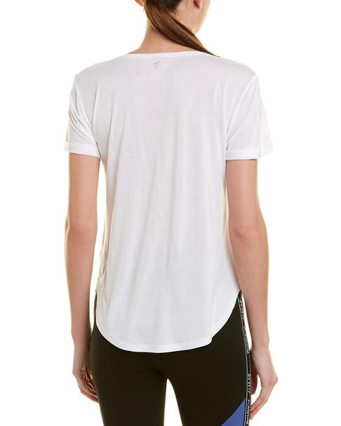Betsey Johnson Love Puffy Paint T-Shirt~1411990009