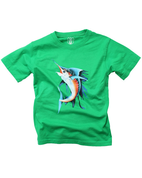 Wes Willy Marlin T-Shirt~1511052904
