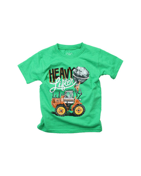 Wes Willy Heavy Lifter T-Shirt~1511052906