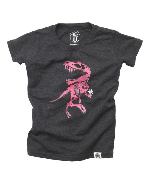 Wes Willy T-Rex T-Shirt~1511052935