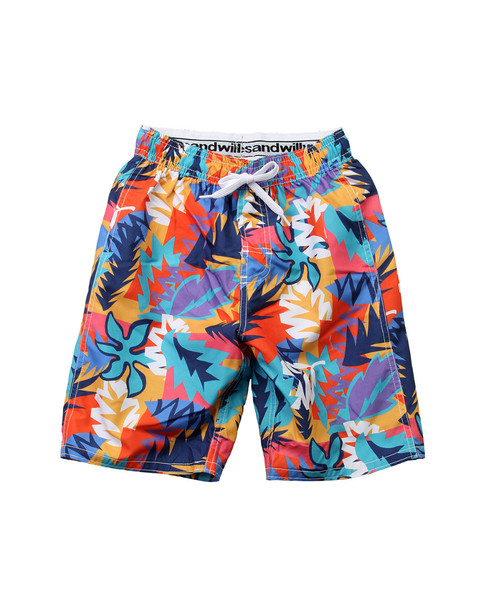 Wes Willy Tropical Cove Swim Trunk~1511052943