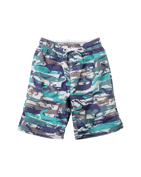 Wes Willy Gator Camo Swim Trunk~1511052953
