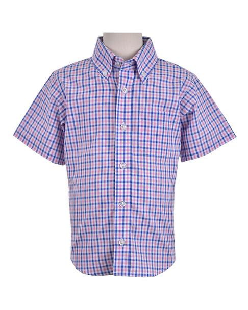 E-Land Kids Seersucker Shirt~1511082207