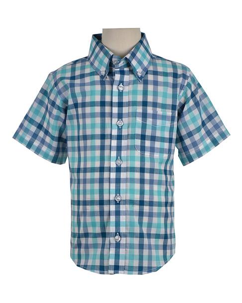 E-Land Kids Check Shirt~1511082208