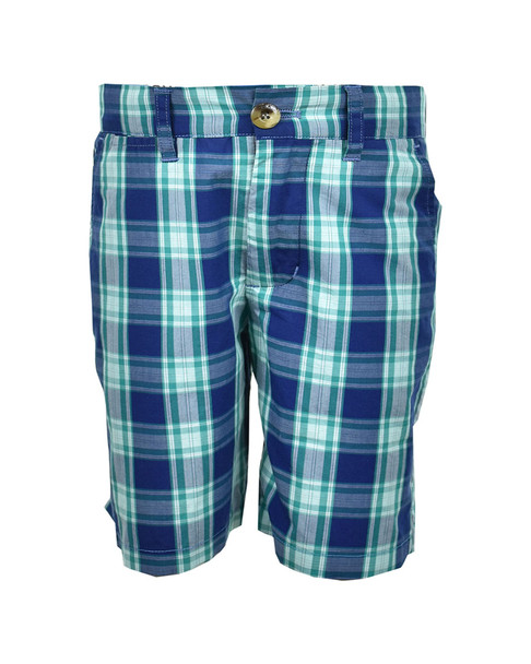 E-Land Kids Plaid Short~1511082280