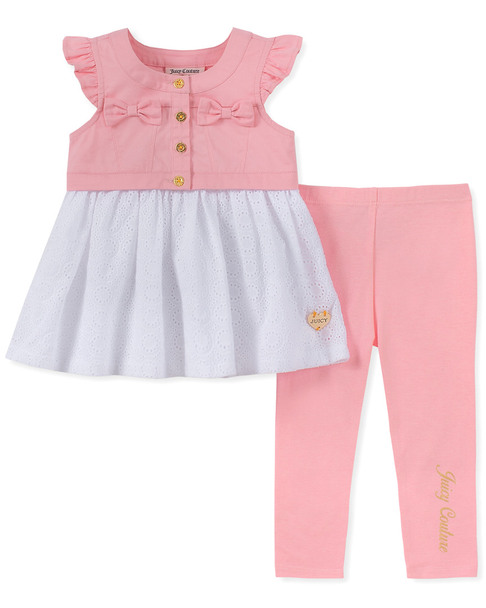 Juicy Tunic Legging Set~1511198830