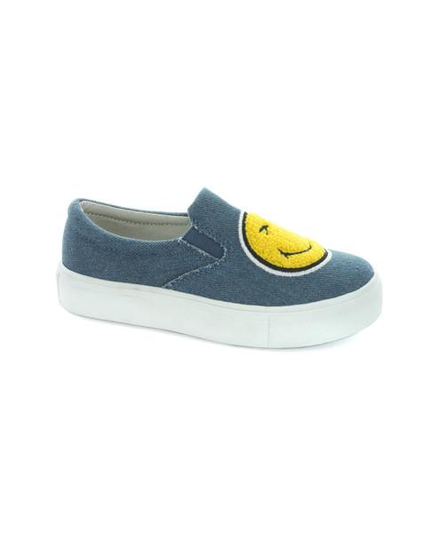 Hoo Jamie Emoji Slip-On Sneaker~1511238686