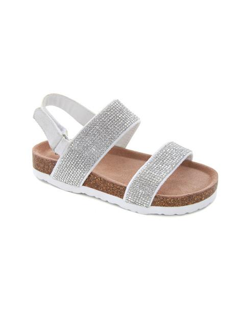 Hoo Ella Rhinestone Sandal~1511238698