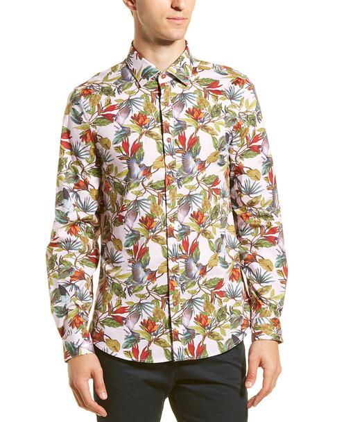 Paisley & Gray Slim Fit Woven Shirt~1010254569