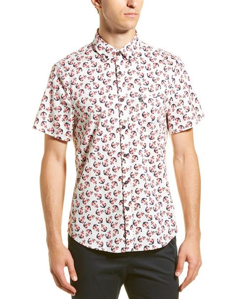 Paisley & Gray Slim Fit Woven Shirt~1010254583