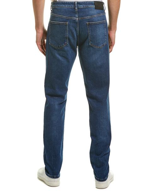 J.Lindeberg Jay Strike Mid Blue Slim Leg~1010868103