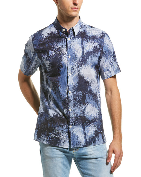 J.Lindeberg Daniel Woven Shirt~1010868111