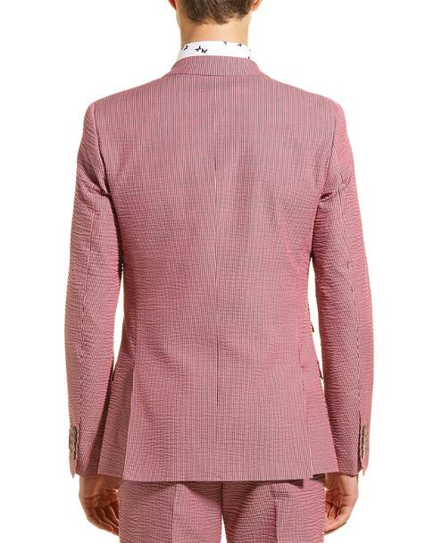 Paisley & Gray Ashton Slim Fit Seersucker Sport Coat~1011254557