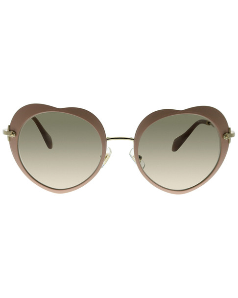 Miu Miu Women's Irregular 52mm Sunglasses~11111809600000