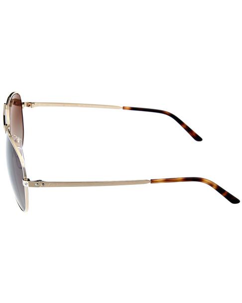 Cartier Unisex ct0083s 59mm Polarized Sunglasses~11111815530000