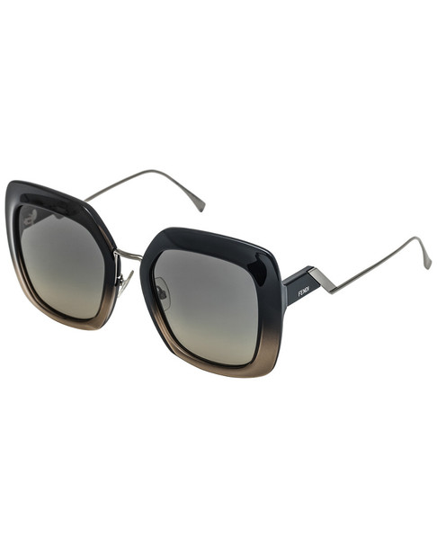 FENDI Women's FF0317 7C5 53mm Sunglasses~11112807840000