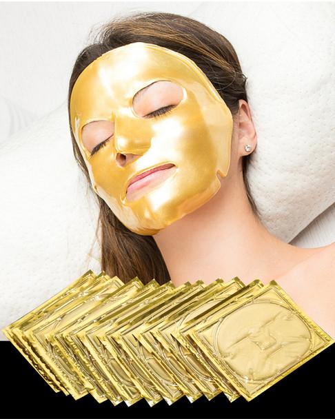 Hollywood Gold 24K Gold Facial Treatment Mask~11117626120000