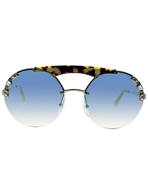 Prada Women's Round 37mm Sunglasses~11118948860000