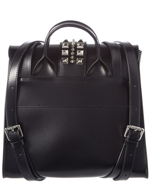 Valentino by Mario Valentino Olivier Soave Leather Backpack~11600277190000