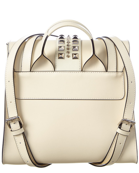 Valentino by Mario Valentino Olivier Soave Leather Backpack~11600277200000
